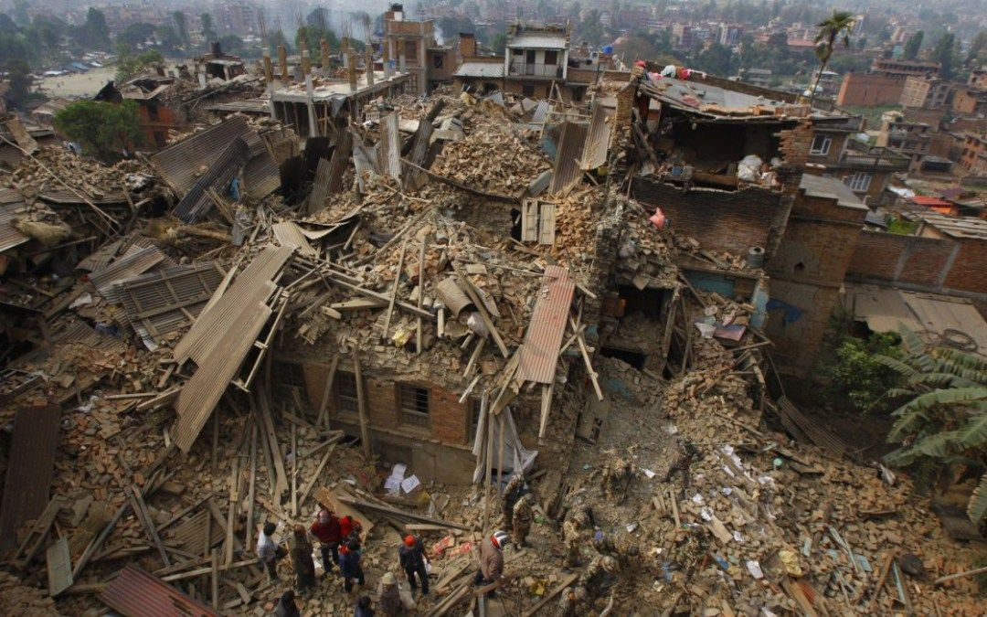 Another Powerful Earthquake kills scores in Nepal Nepal