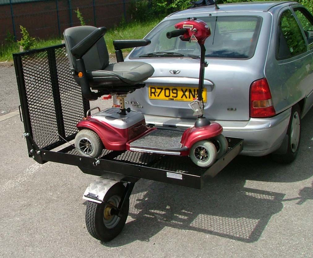 medium resolution of mobility scooter trailer mobility scooter trailer