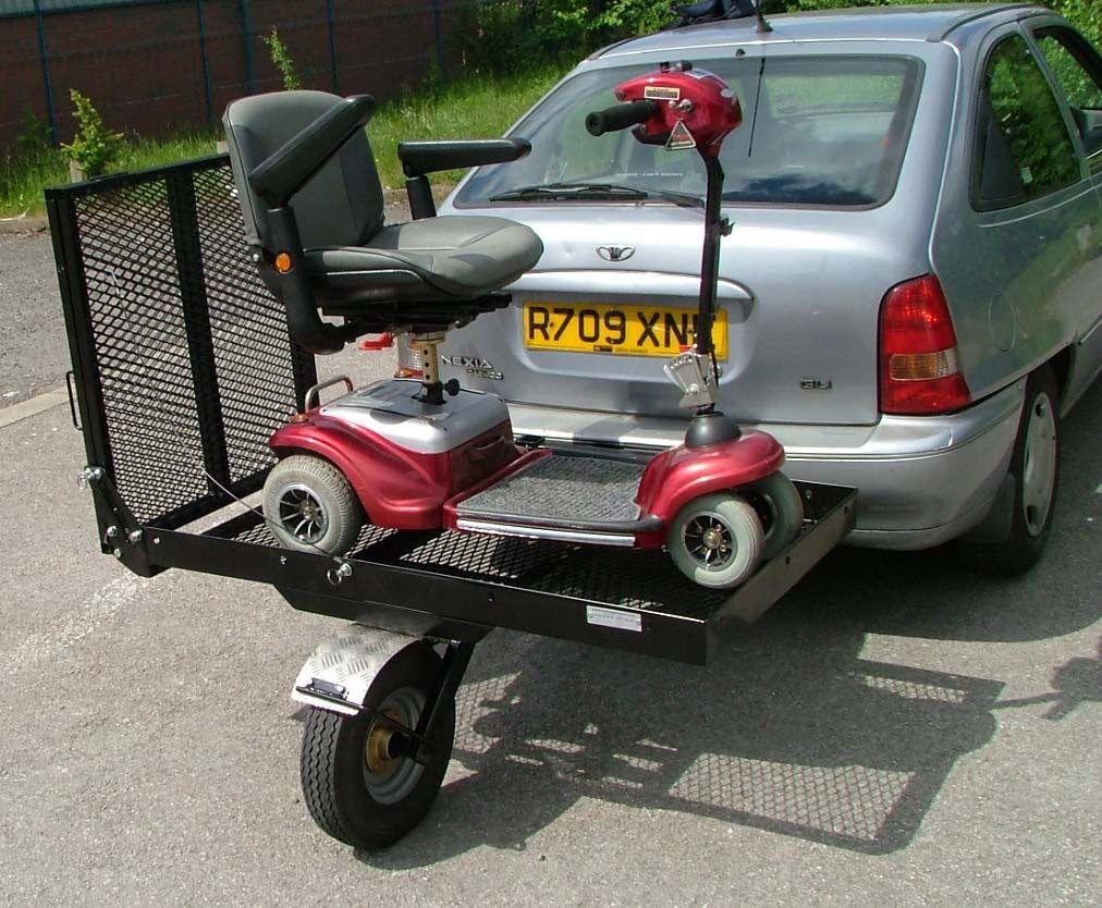 mobility scooter trailer mobility scooter trailer
