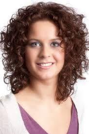 Resultado de imagen para curly hairstyle short