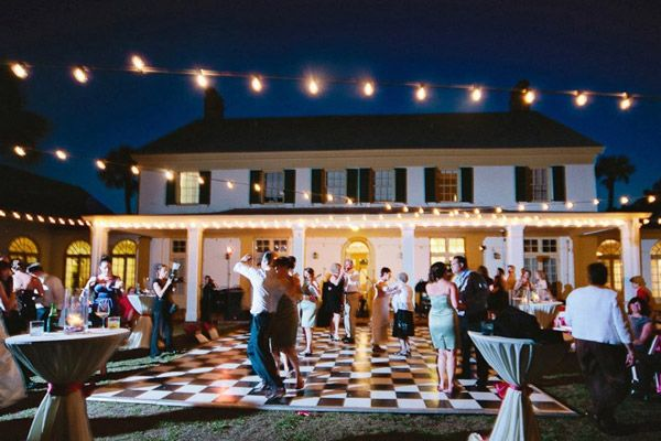 Fort George Island Jacksonville Ribault Club Wedding Florida Wedding Venues Florida Wedding
