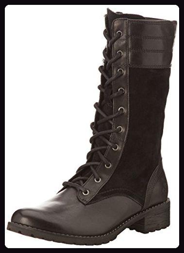 Neu Timberland Earthkeepers® Glancy 6 Schwarz Stiefel Damen