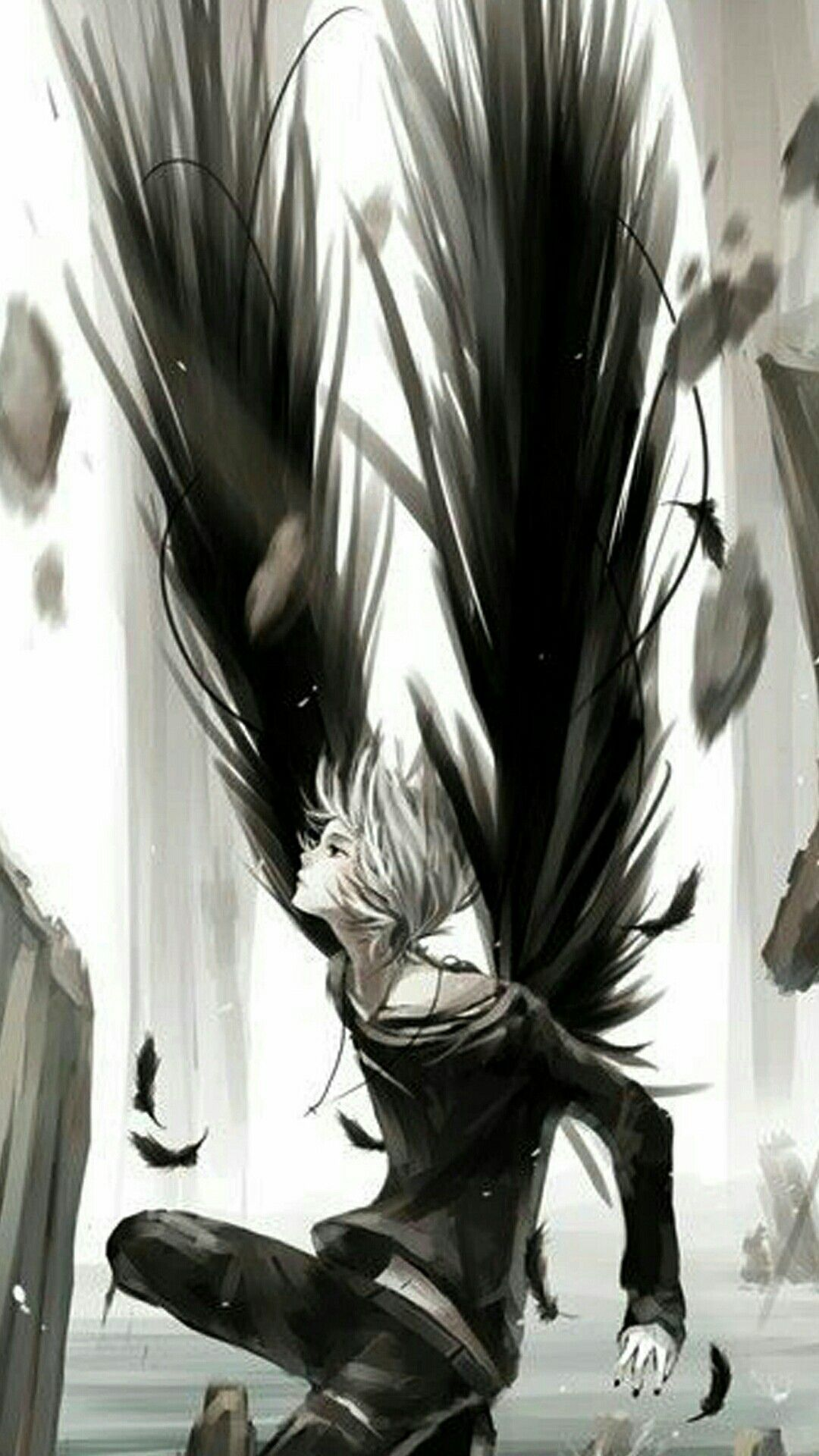 Pin De Reina Em Anime Anime Angel Anime Negra Como Desenhar Anime