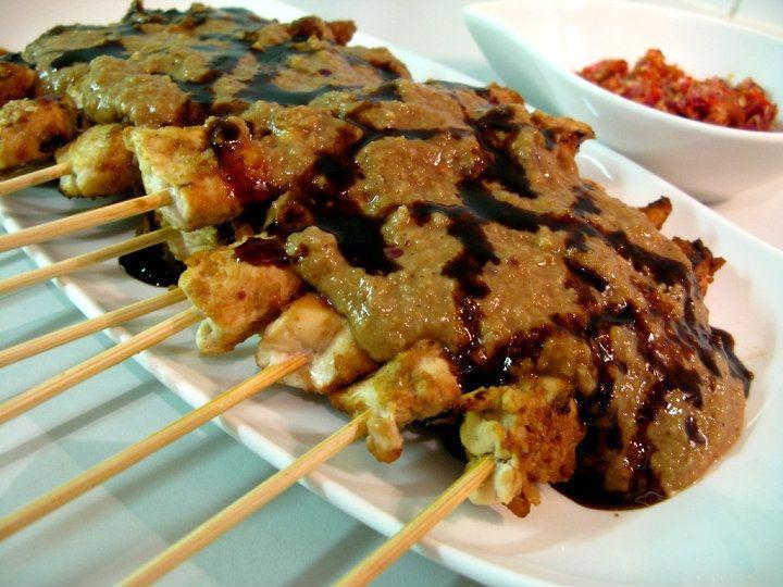 Cara Memasak Sate Ayam Khas Madura Bumbu Kacang Spesial Resep Masakan Indonesia Resep Resep Masakan