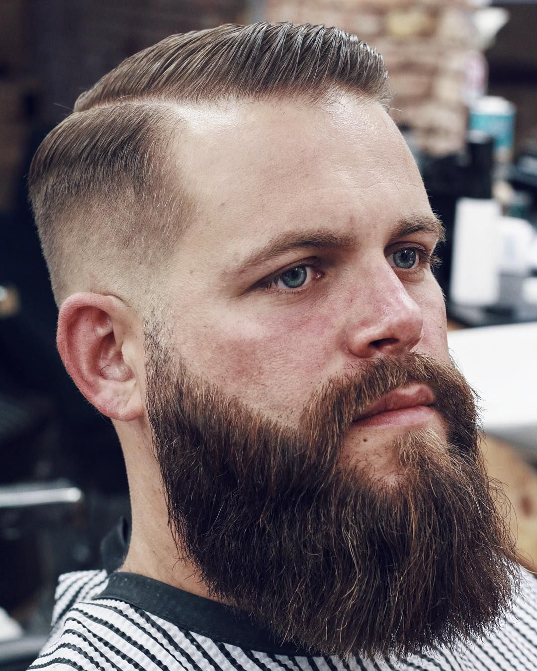 awesome 9 Attractive Looks For Men With Receding Hairline - Be