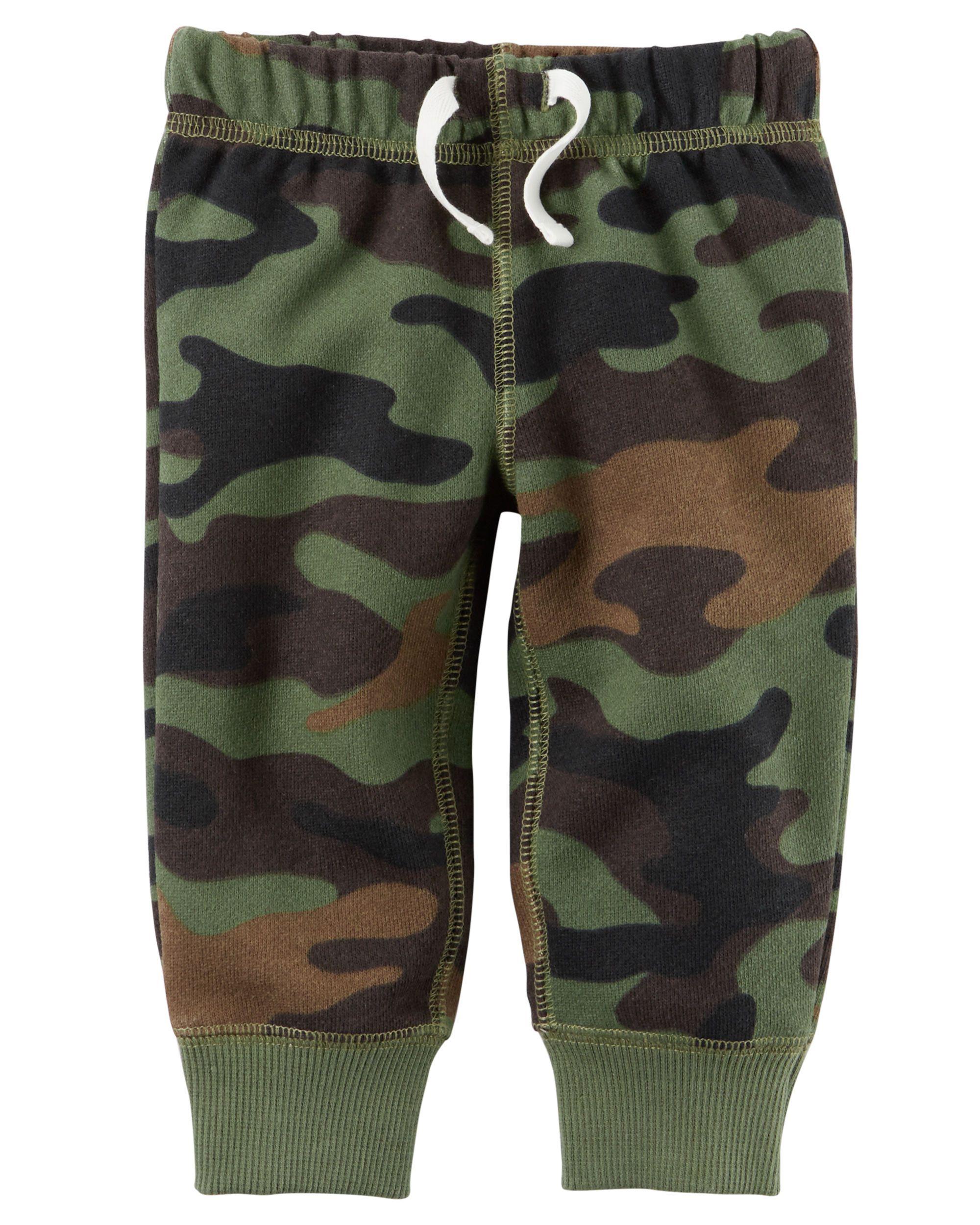 b9ca689cf Brushed Fleece Pull-On Pants | baby stuff | Carters baby boys, Baby ...