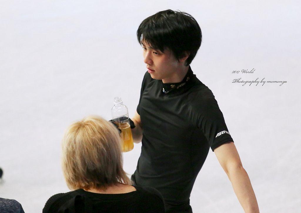 羽生結弦 | Hanyu Yuzuru WC 2017 (1024×724)