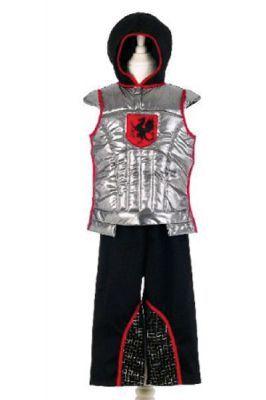 Kostüm Ritter 4-6 Jahre 104-116cm Set
