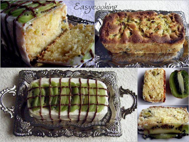 Easycooking: Kiwi Fruit Cake