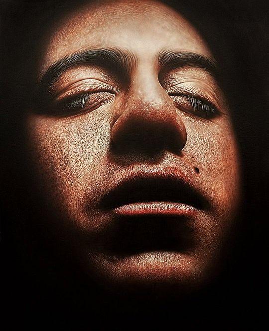 Realistic Portraits by Kamalky Laureano