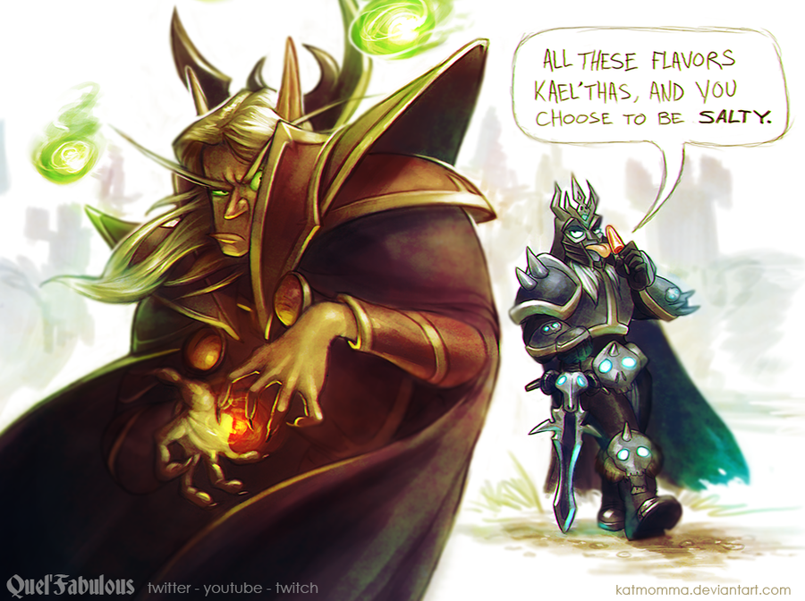 Let's share our favorite Warcraft fan-art! - Page 267 - Scrolls of Lore Forums