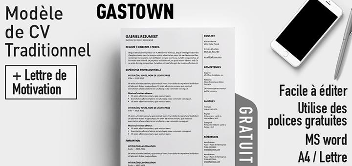 Gastown modle de cv gratuit et traditionnel modles de cv gastown modle de cv gratuit et traditionnel fandeluxe Choice Image