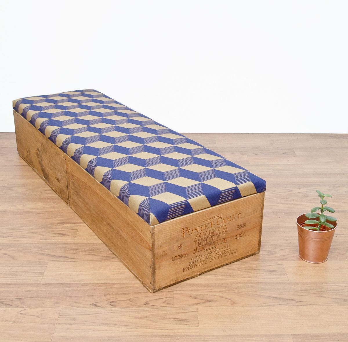 Length Of A Double Bed The Double Length Ottoman Perfect For Stylish End Of Bed