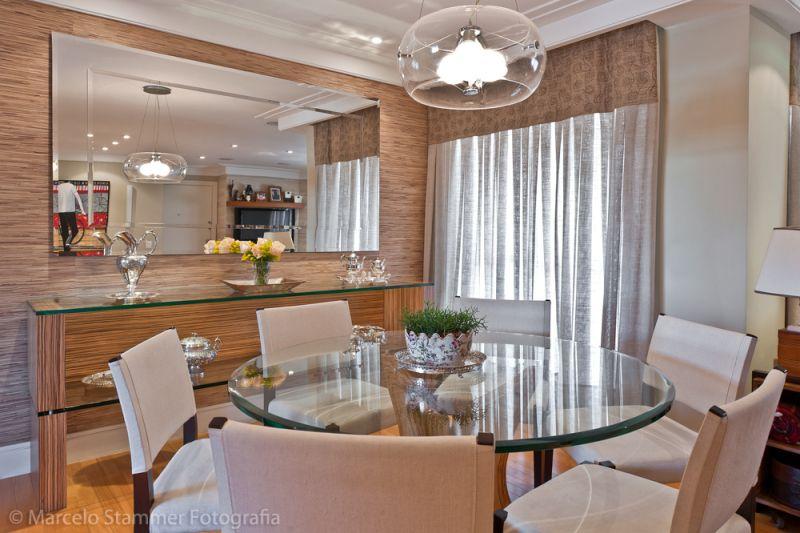 Mesas De Jantar Com Tampo Em Vidro Cozinha E Sala De Jantar
