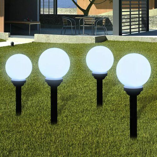 Led Wegeleuchte 4 Flammig Hoquiam Brayden Studio Functional Garden Lighting Two Types Of Lighting Ca In 2020 Led Decorative Lights Pathway Lighting Led Ball Lights