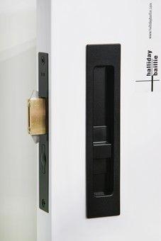 HB690 Series Sliding Door Privacy Lock - 170mm