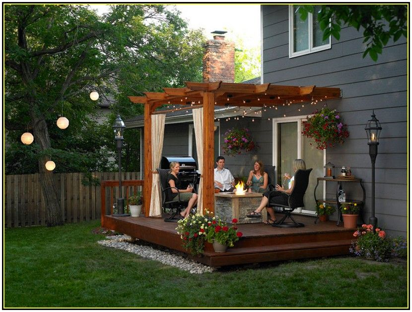 Deck shade ideas design perfect deck shade ideas deck for Small patio shade ideas