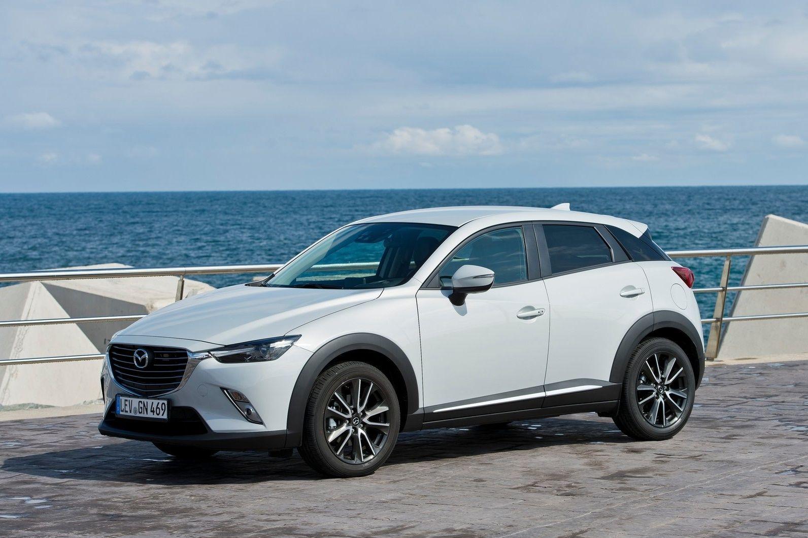 2017 Mazda CX3 Mazda cx3, Mazda, Mazda suv