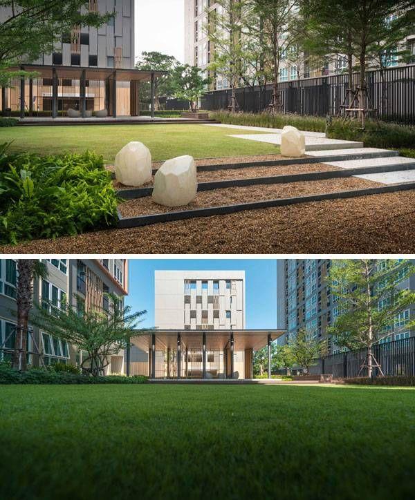 Thai Residents Get The Most Luxurious Gardens Modern Landscaping Landscape Architect Landscape Design