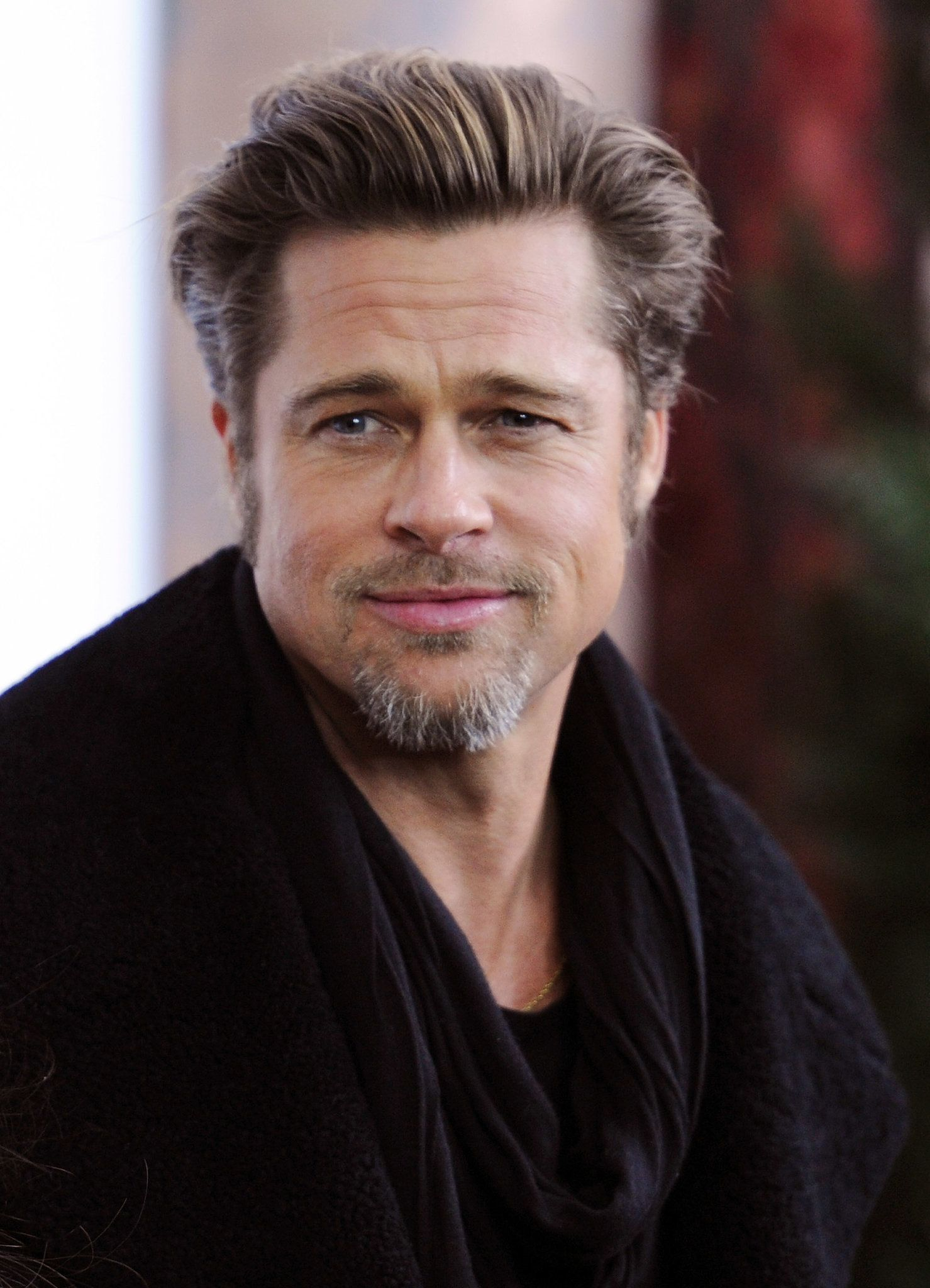 back brush hair style brad pitt the brush back brad pitt brad pitt brad 3661 | a626153ee12b7e8389f5881389a5ef71