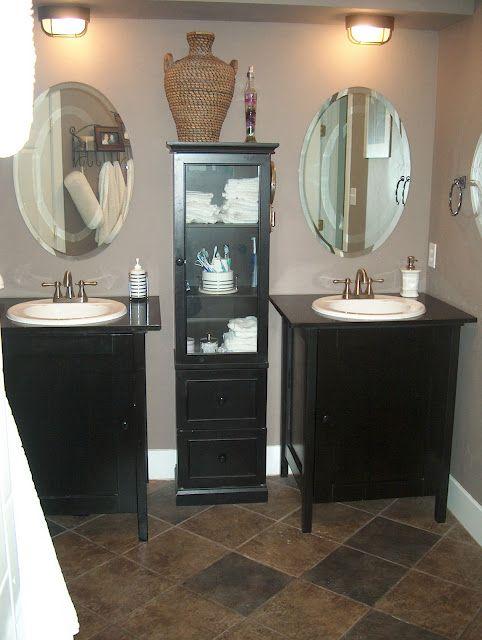 Master Bath overhaul on the Cheap Bathroom Pinterest Bath and