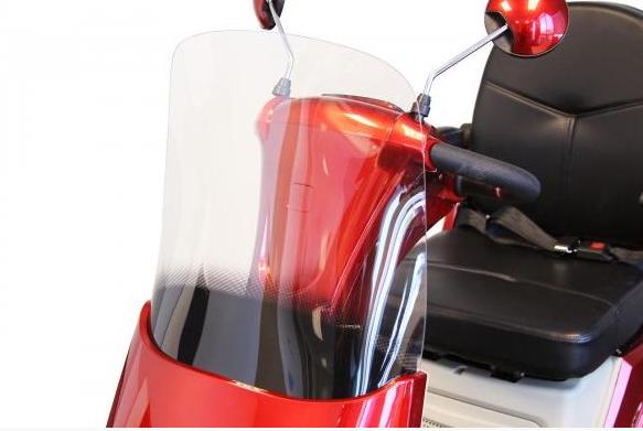EWheels EW52 Bariatric 4Wheel Scooter Mobility