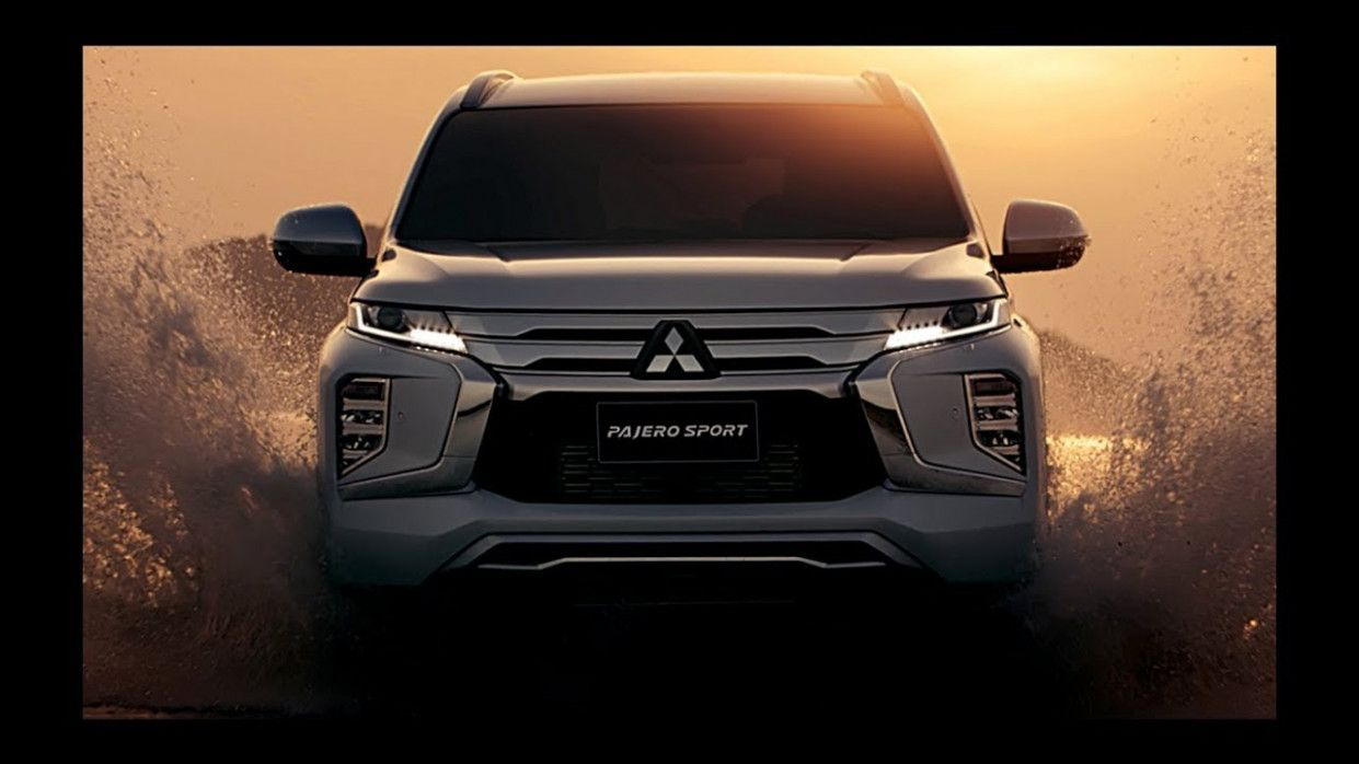 Mitsubishi Pajero Sport 2020 New Model And Performance How Appear Mitsubishi Sells So Abounding Pajero Sports Value Asperous Looks Solid Off Road Ability C Di 2020