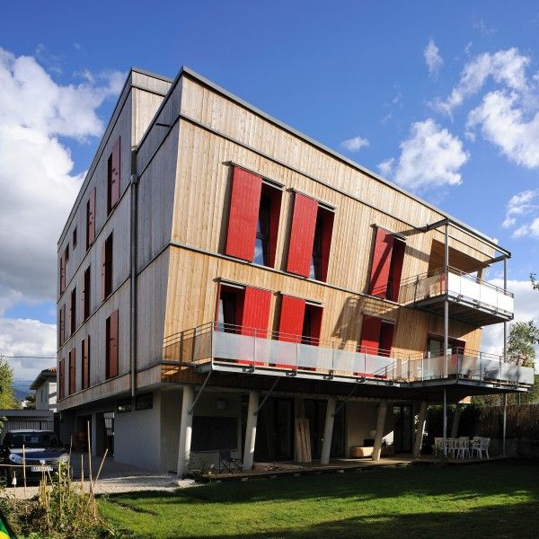 Prix national de la construction bois - PNCB 2012 - la saliere