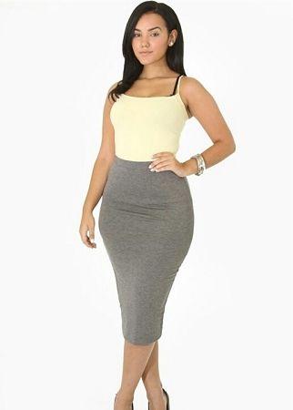Speedy Midi Skirt