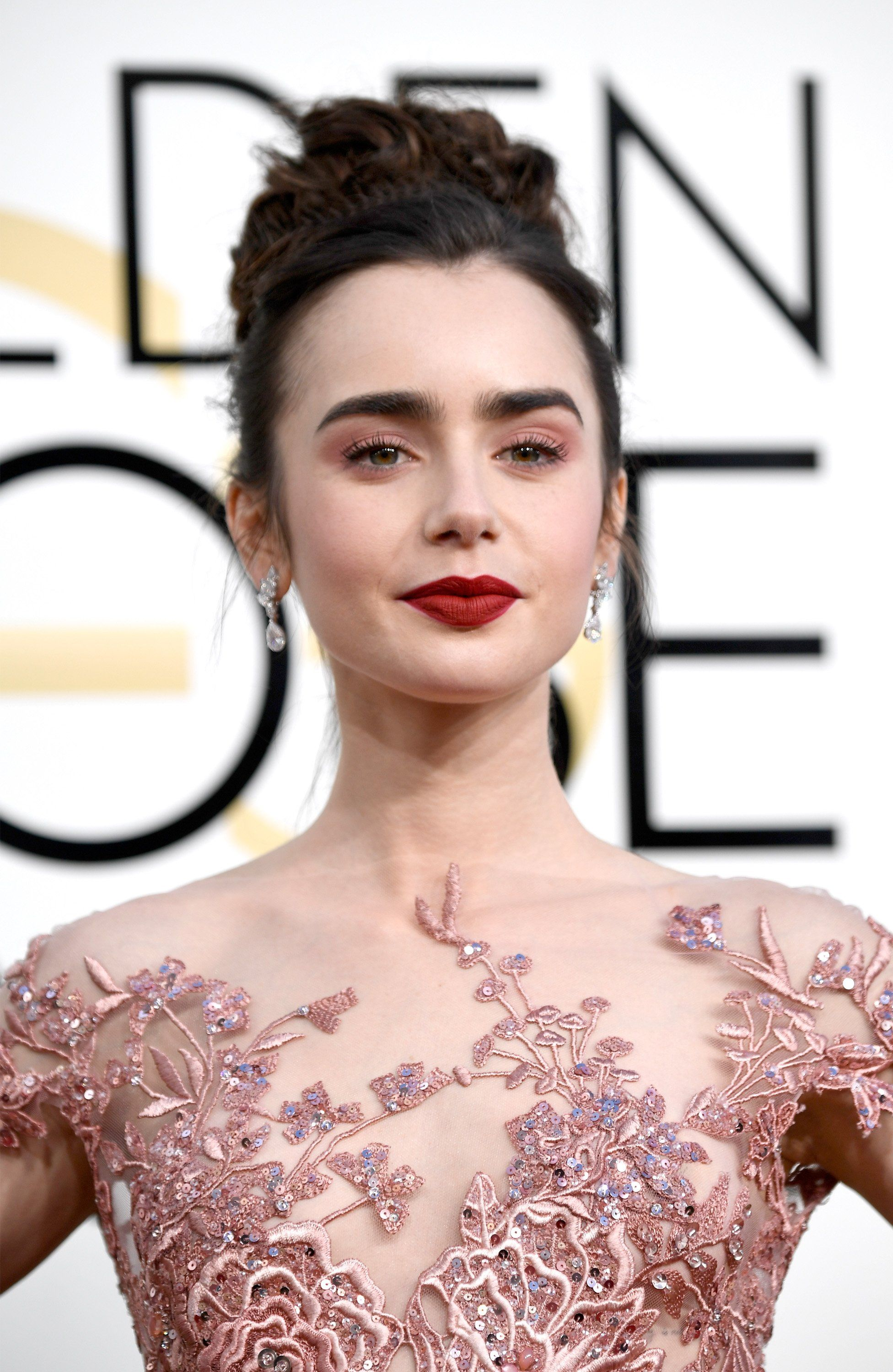 Lily Collins #lilycollins
