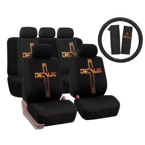 Peachy Jesus Christ Luxury Universal Cover Set Products Car Uwap Interior Chair Design Uwaporg