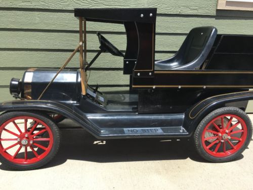 Model T Go Cart Shriners Car Parade Car Go Carts Old Fashioned