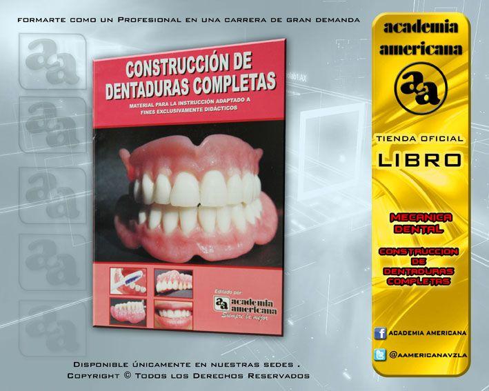 LIBRO CONSTRUCCIONDE DENTADURAS COMPLETAS