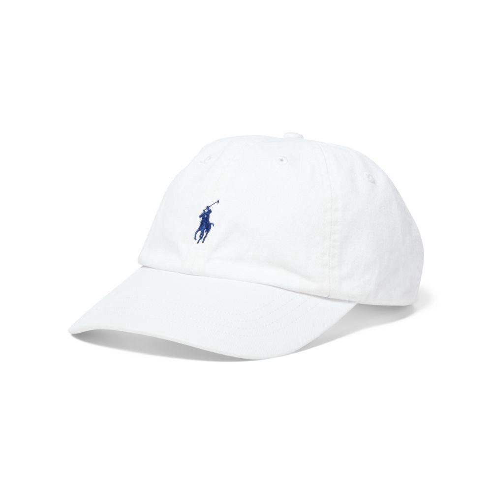 ff2293d02718f RALPH LAUREN Polo Ralph Lauren Cotton Chino Baseball Cap.  ralphlauren