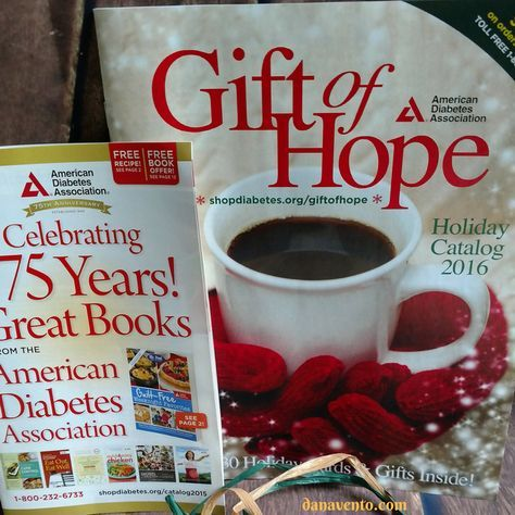 How to give the gift of hope diabetes curedonate buy support food forumfinder Choice Image