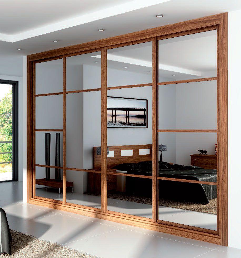 Modelo armario corredera espejo armarios en 2019 - Puertas correderas armarios empotrados ...