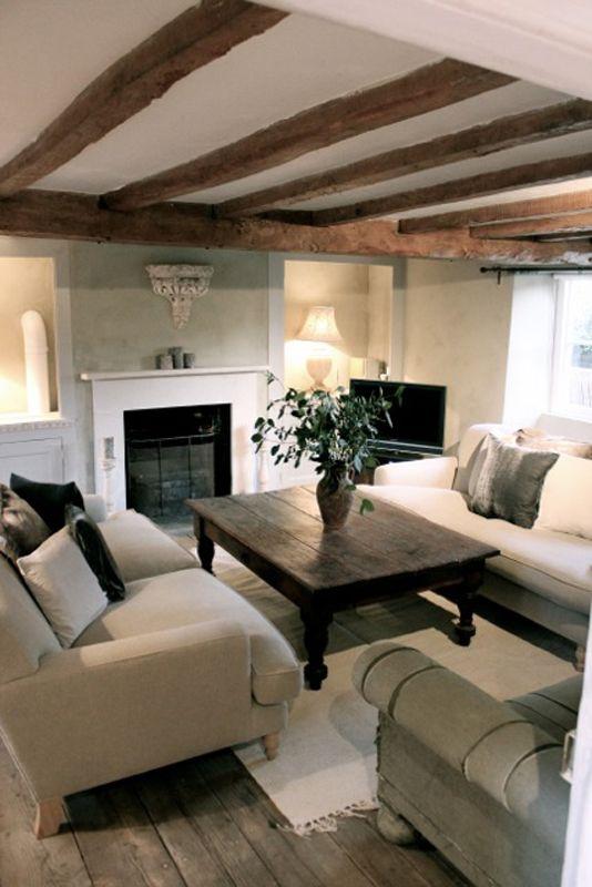 Portfolio Cottage Living Rooms Country Cottage Living Room