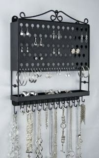 Womens Jewelry Hanging Organizer jewelry Pinterest Hanging