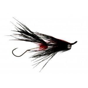 Intruder Black & Red Size 6