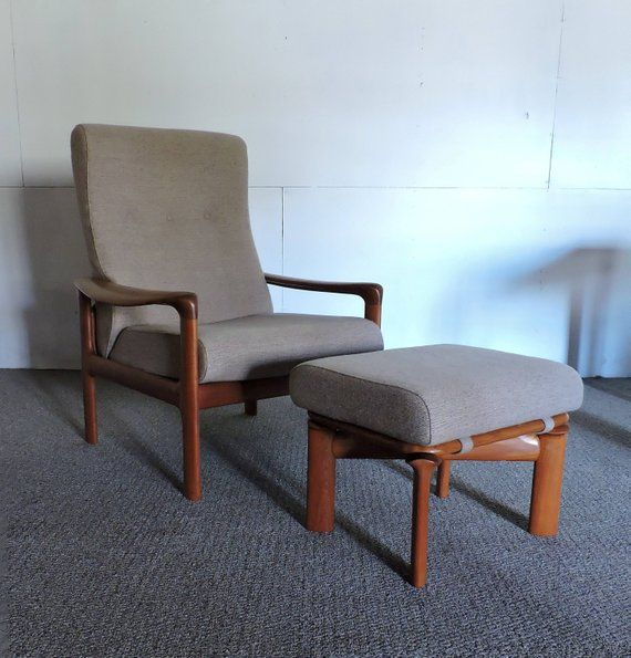 Tremendous On Hold Mid Century Danish Modern Teak Lounge Chair And Pabps2019 Chair Design Images Pabps2019Com