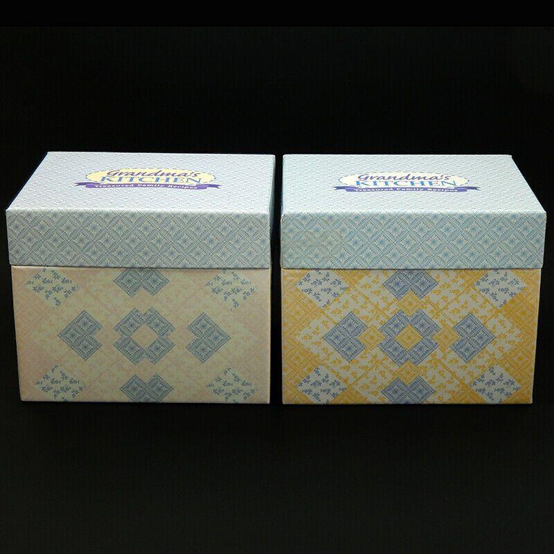 Grandma\'s Kitchen Treasured Family Recipes 2 Boxes 583 ...