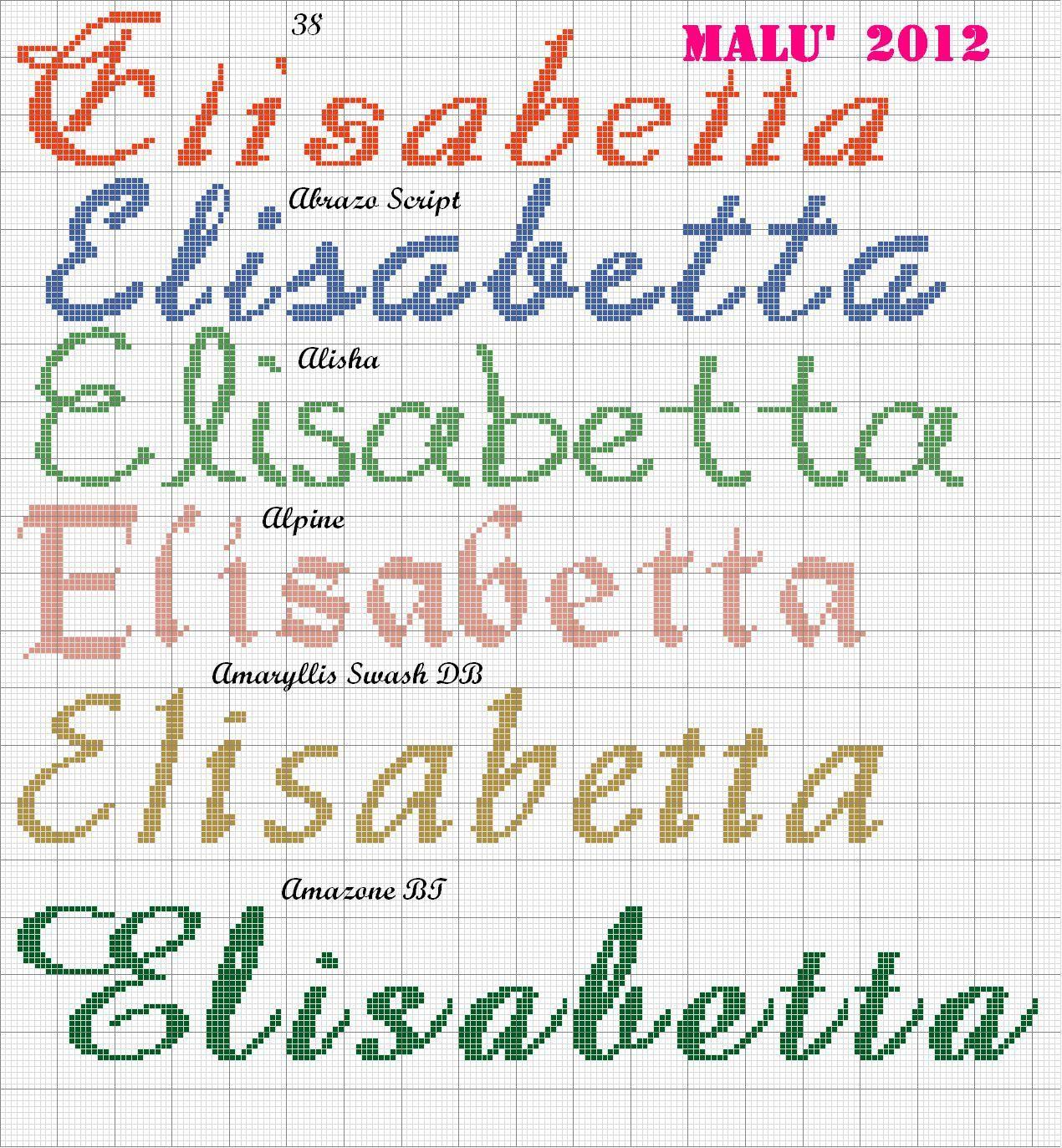 Lettere Alfabeto Corsivo Minuscolo: Pin By Nava Camilla On Ely E Bea