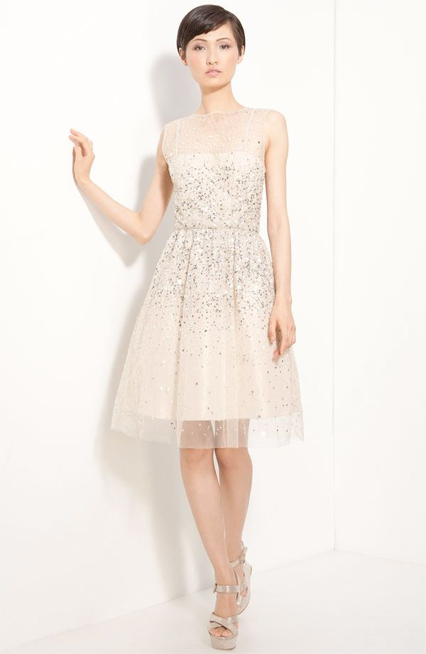 Alice Olivia Embellished Dress So Cute For The Rehearsal Dinner