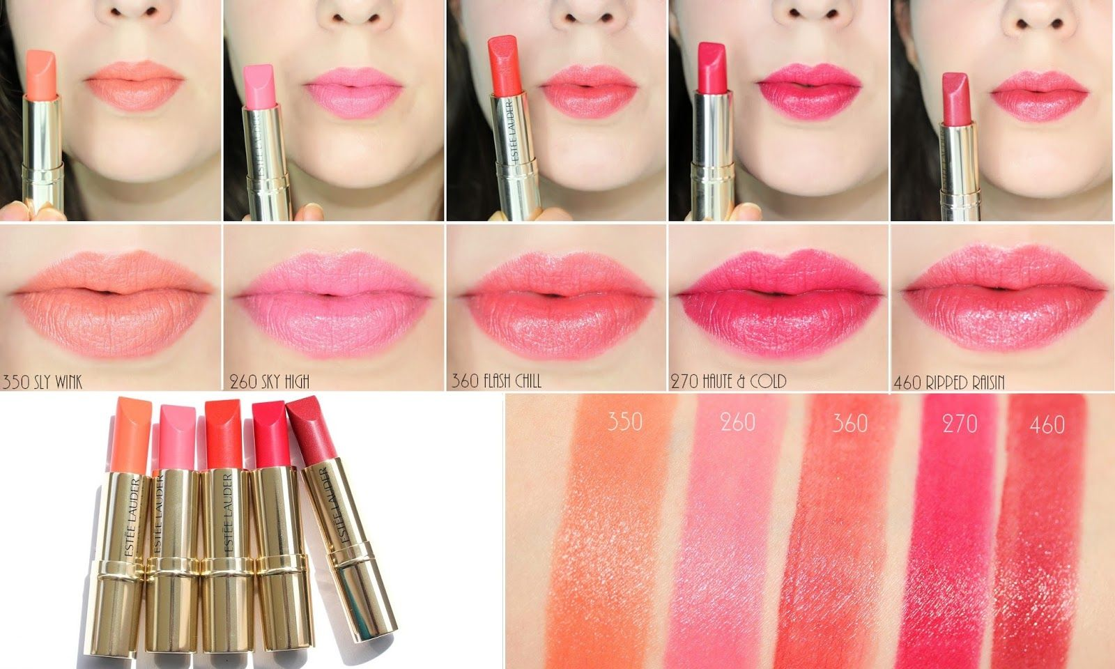 Estee Lauder Pure Color High Gloss SpringSummer 2012 Collection pictures