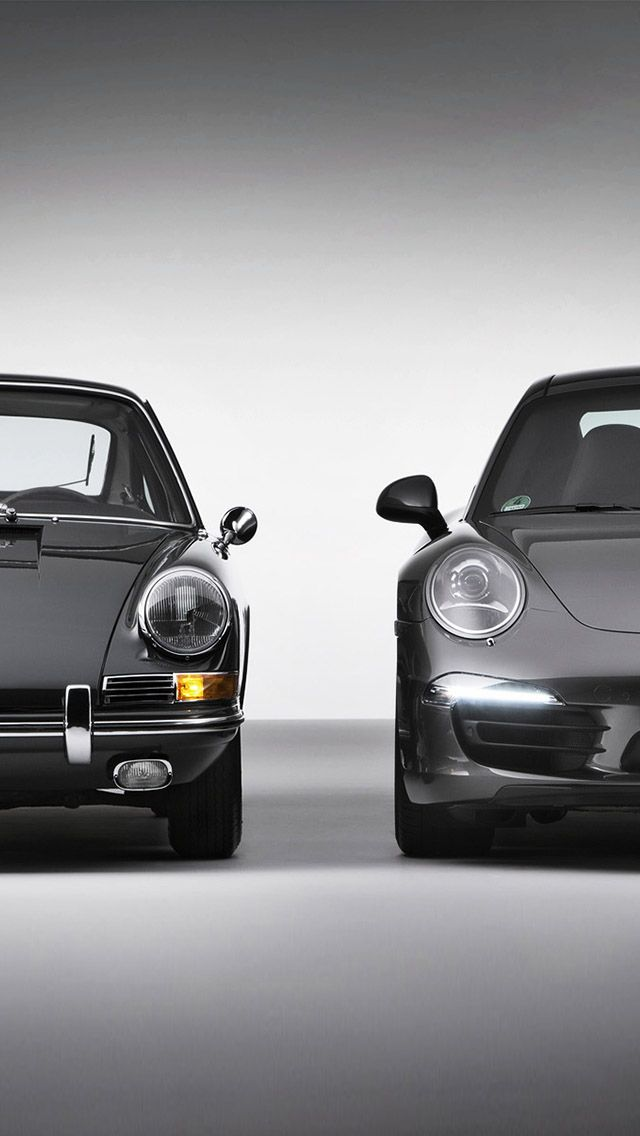 porsche 911 old and new iphone5 wallpaper iphonewallpaper porsche 911 porsche911 - Porsche 911 Turbo Wallpaper Iphone
