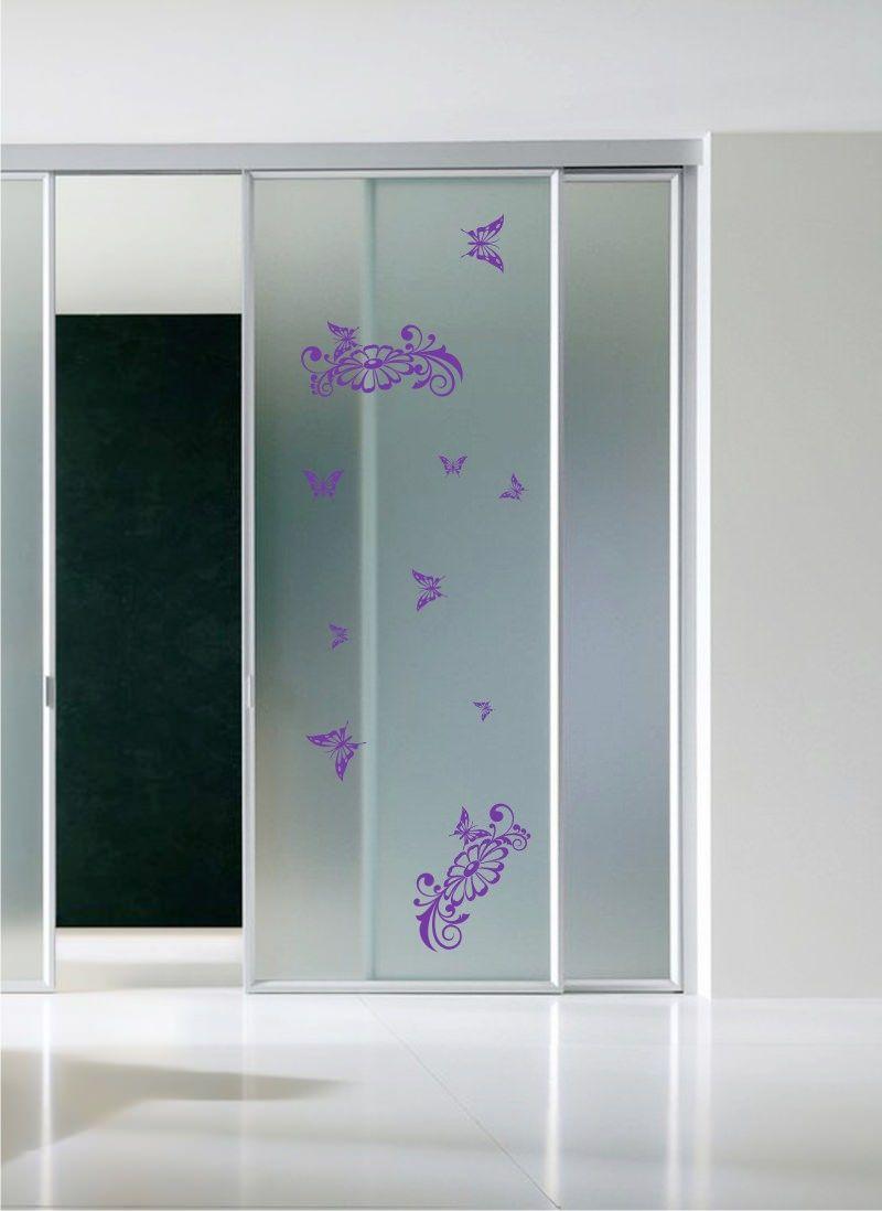 Vinyl Wall Decals Sliding Doors Vinyl Sticker 38 Sliding Doors Vinyl Sticker Design Wall Decor Stickers