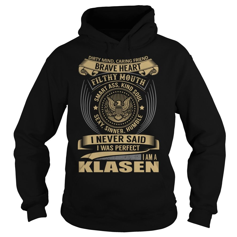 KLASEN Last Name, Surname T-Shirt