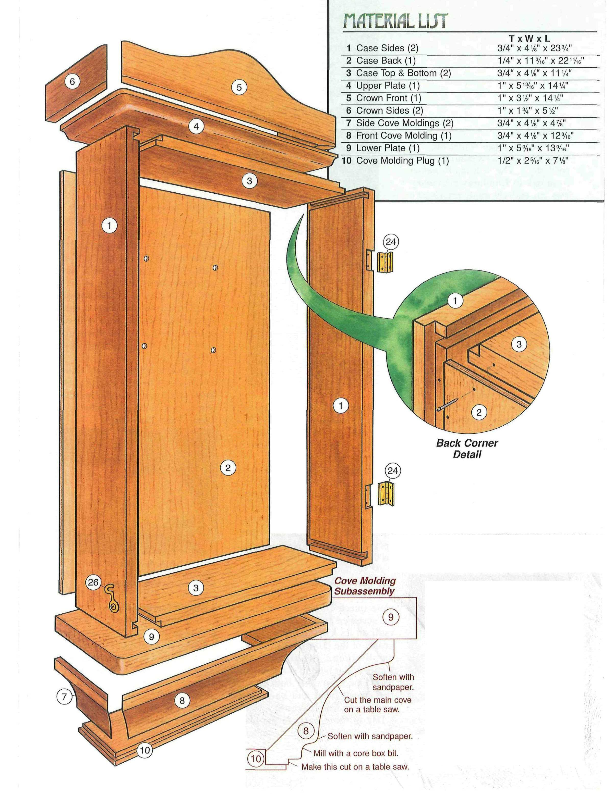 Pin By Chris On Projects To Sell In 2020 Grandfather Clock Kits Craftsman Wall Clocks Wall Clock Plans