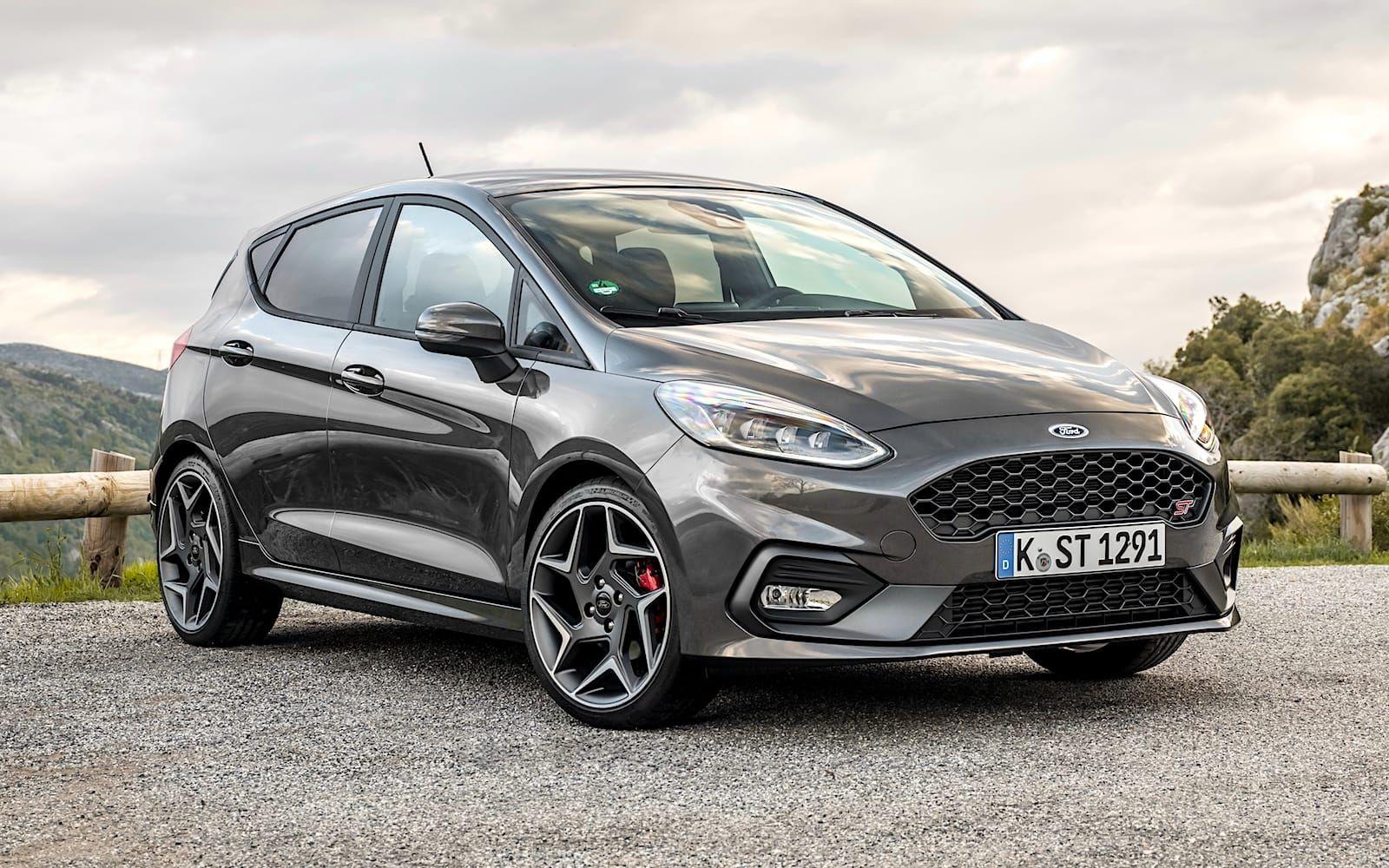 36++ Ford fiesta black edition 2018 inspirations