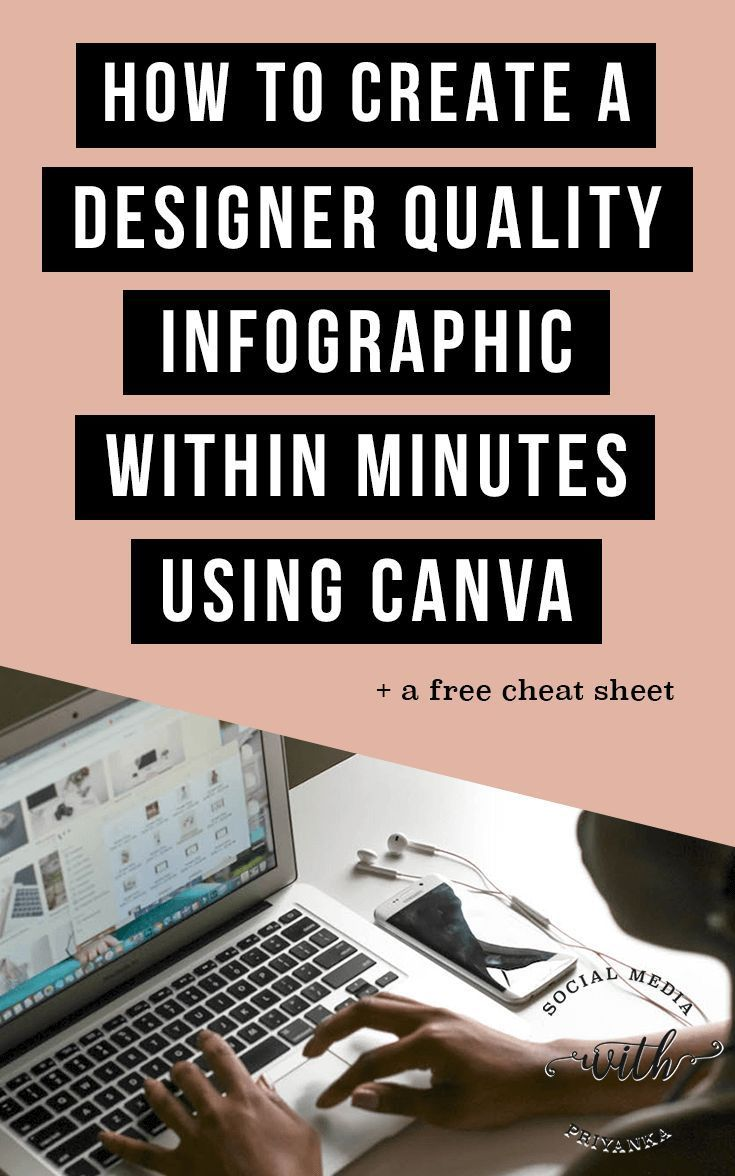 [VIDEO] How to create designer quality infographics within minutes using Canva. The DIY step by step guide. // Social Media with Priyanka // Bespoke Online Marketing Solutions and Consulting for Small Businesses and Solopreneurs